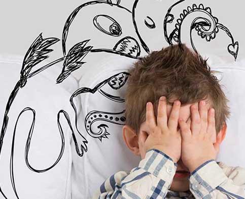 Детские страхи: когда с ними бороться